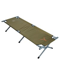 Alu camping bed extra strong