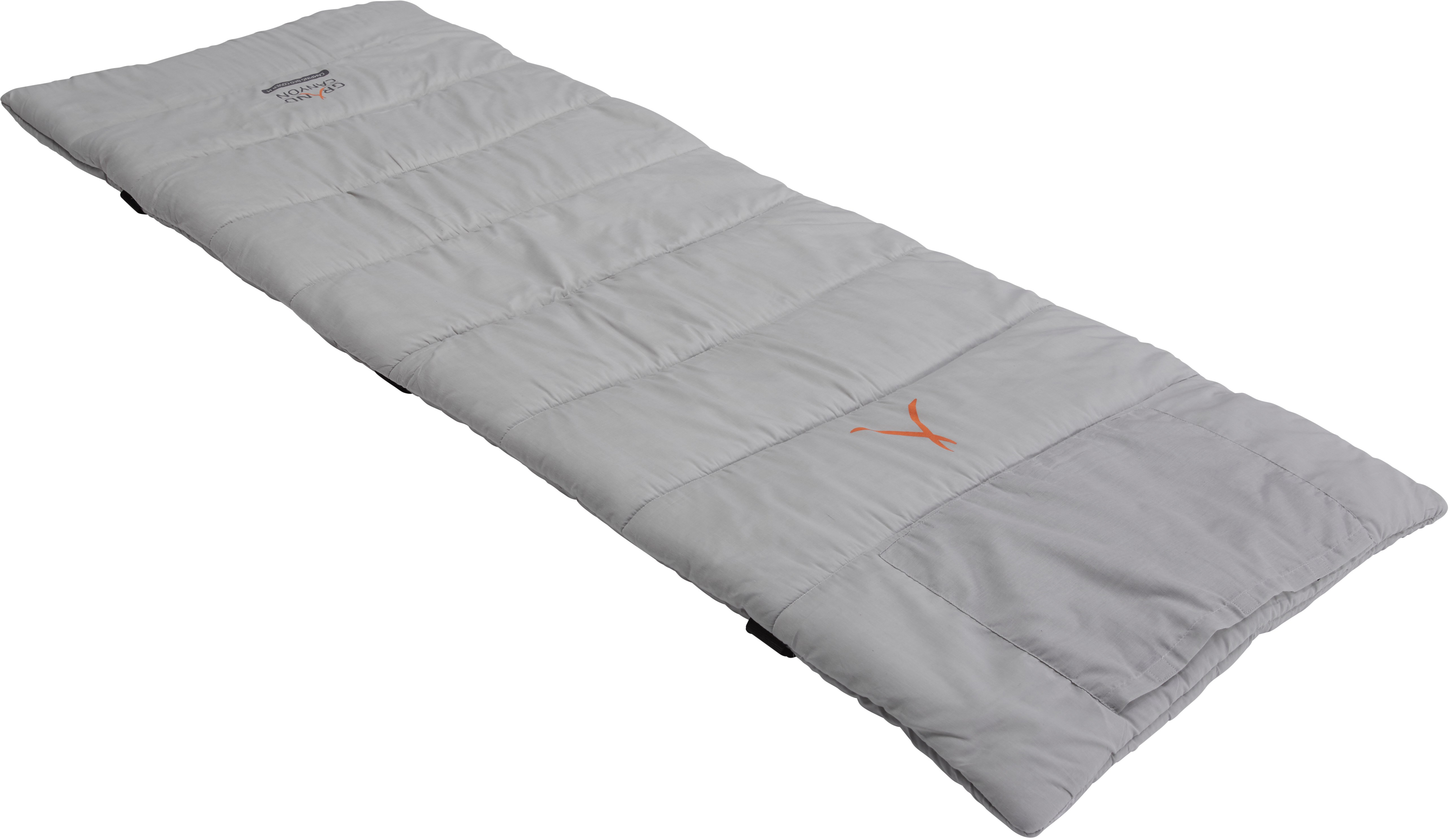 Camping bed cover